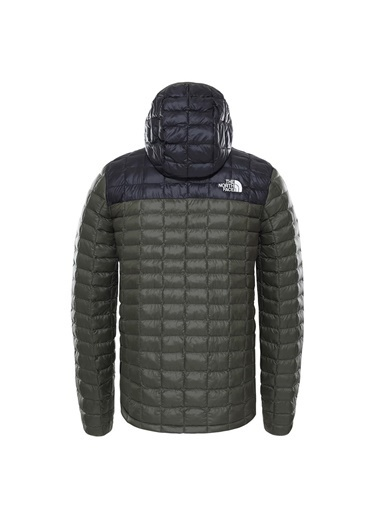 The North Face Thermoball Eco Hoodie Erkek Ceket - T93Y3Mtz1 Yeşil